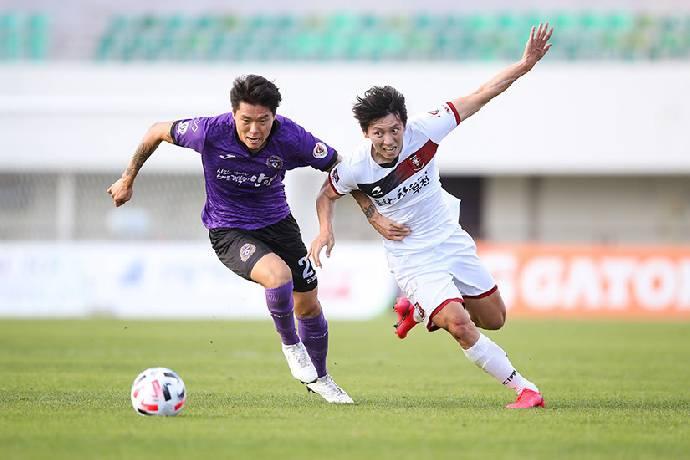 Nhận định, soi kèo FC Anyang vs Gimcheon Sangmu, 16h30 ngày 9/10