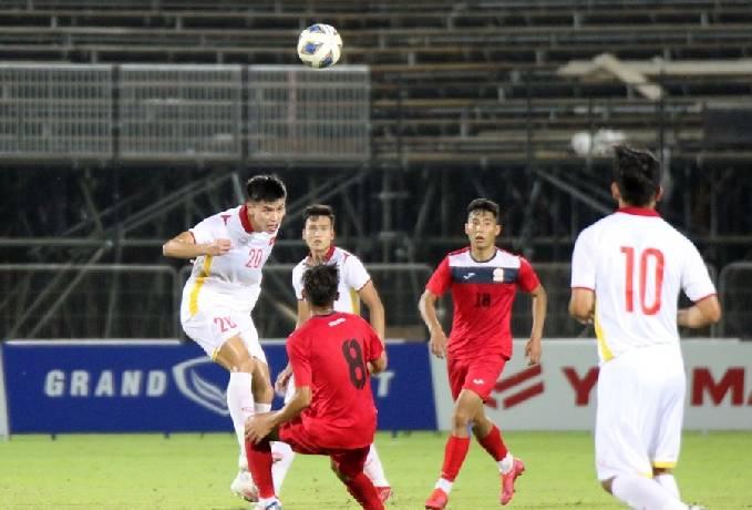 Soi kèo nhà cái hiệp 1 U23 Đài Loan vs U23 Việt Nam, 17h ngày 27/10
