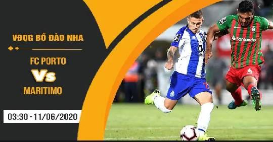 Nhận định, soi kèo Porto vs Maritimo, 03h30 11/06