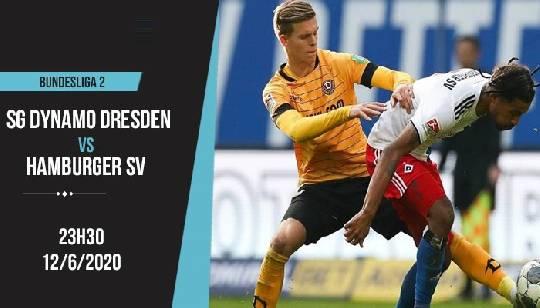 Nhận định, soi kèo Dynamo Dresden vs Hamburg, 23h30 12/06