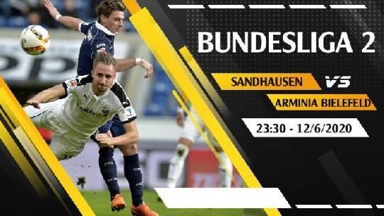 Nhận định, soi kèo Sandhausen vs Bielefeld, 23h30 12/06