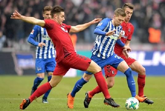 Nhận định, soi kèo Hertha Berlin vs Eintracht Frankfurt, 20h30 13/06