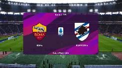 Nhận định, soi kèo AS Roma vs Sampdoria, 02h45 25/06