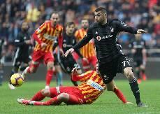 Nhận định, soi kèo Kayserispor vs Besiktas, 01h00 07/7