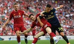 Tỷ lệ kèo bóng đá hôm nay 15/7: Liverpool chấp Arsenal nửa quả