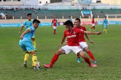 Kèo bóng đá hạng nhất Việt Nam hôm nay 18/7: An Giang chấp Bình Định đồng banh nửa trái