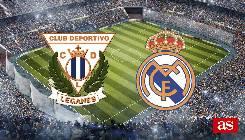 Nhận định, soi kèo Leganes vs Real Madrid, 02h00 20/7