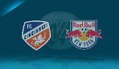 Nhận định, soi kèo Cincinnati vs New York Red Bulls, 07h00 23/7