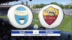 Nhận định, soi kèo Spal vs AS Roma, 02h45 ngày 23/7
