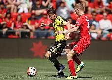Nhận định, soi kèo Wellington Phoenix vs Adelaide United, 14h00 25/7