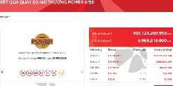 Jackpot Viettlot trị giá 108 tỷ 'nổ' vào tối 28/7
