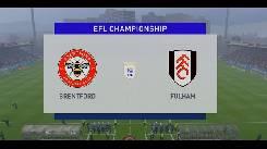 Nhận định, soi kèo Brentford vs Fulham, 01h45 05/8