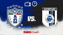 Nhận định, soi kèo Pachuca vs Queretaro, 07h00 07/8