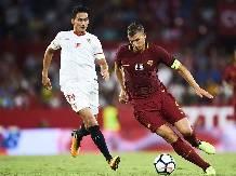 Nhận định, soi kèo Sevilla vs AS Roma, 23h55 06/08