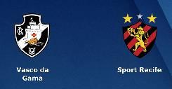 Nhận định, soi kèo Vasco da Gama vs Sport Recife, 06h00 14/8