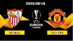 Nhận định, soi kèo Sevilla vs Man Utd, 02h00 17/8