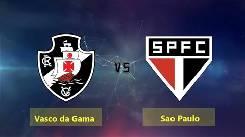 Nhận định, soi kèo Vasco da Gama vs Sao Paulo, 02h00 17/8
