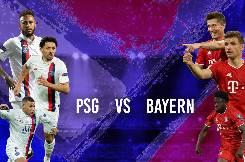 Biến động tỷ lệ kèo chung kết cúp C1 châu Âu Champions League: PSG vs Bayern Munich