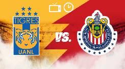 Nhận định, soi kèo Tigres UANL vs Guadalajara Chivas, 09h00 06/9