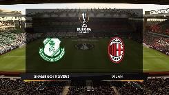 Nhận định, soi kèo Shamrock Rovers vs AC Milan, 01h00 18/09