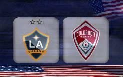 Nhận định, soi kèo LA Galaxy vs Colorado Rapids, 09h30 20/9