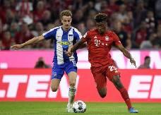 Nhận định, soi kèo Bayern Munich vs Hertha Berlin, 23h00 04/10