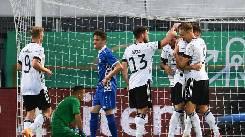 Nhận định, soi kèo U21 Moldova vs U21 Đức, 23h15 ngày 9/10