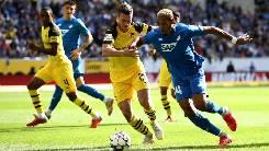 Nhận định, soi kèo Hoffenheim vs Dortmund, 20h30 ngày 17/10