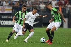 Nhận định, soi kèo Corinthians vs America Mineiro, 07h30 29/10