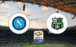 Nhận định, soi kèo Napoli vs Sassuolo, 00h00 02/11