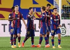 Nhận định, soi kèo Barcelona vs Betis, 22h15 07/11