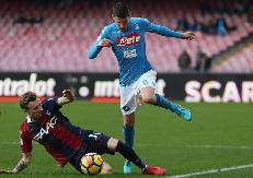 Nhận định, soi kèo Bologna vs Napoli, 00h00 09/11