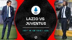 Nhận định, soi kèo Lazio vs Juventus, 18h30 ngày 8/11