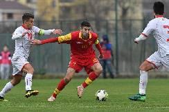 Nhận định, soi kèo U21 Macedonia vs U21 Montenegro, 19h30 ngày 17/11
