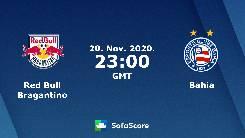 Nhận định, soi kèo RB Bragantino vs Bahia, 06h00 ngày 21/11