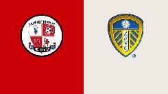 Nhận định, soi kèo Crawley vs Leeds Utd, 20h30 10/01