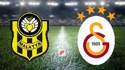 Soi kèo từ sàn châu Á Yeni Malatyaspor vs Galatasaray, 00h45 13/01