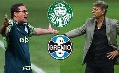 Soi kèo từ sàn châu Á Palmeiras vs Gremio, 07h30 16/01