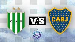 Soi kèo từ sàn châu Á Banfield vs Boca Juniors, 08h10 18/01