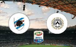 Nhận định, soi kèo Sampdoria vs Udinese, 02h45 17/01