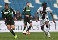 Nhận định, soi kèo Sassuolo vs Parma, 21h00 17/01