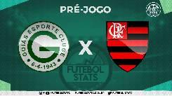 Soi kèo từ sàn châu Á Goias vs Flamengo, 06h00 19/01