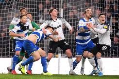 Nhận định, soi kèo QPR vs Derby County, 22h00 ngày 23/1