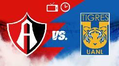 Soi kèo từ sàn châu Á Atlas vs Tigres UANL, 08h00 24/01