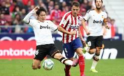 Soi kèo từ sàn châu Á Atletico Madrid vs Valencia, 03h00 25/01