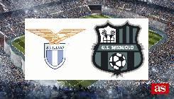 Soi kèo từ sàn châu Á Lazio vs Sassuolo, 00h00 25/01