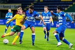 Nhận định, soi kèo Zwolle vs Heracles, 00h45 27/01