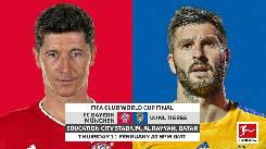 Nhận định, soi kèo Bayern Munich vs Tigres UANL, 01h00 ngày 12/2