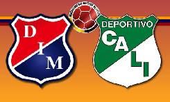 Soi kèo từ sàn châu Á Dep.Independiente Medellin vs Deportivo Cali, 08h10 26/02