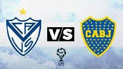 Soi kèo từ sàn châu Á Velez Sarsfield vs Boca Juniors, 07h30 ngày 08/3
